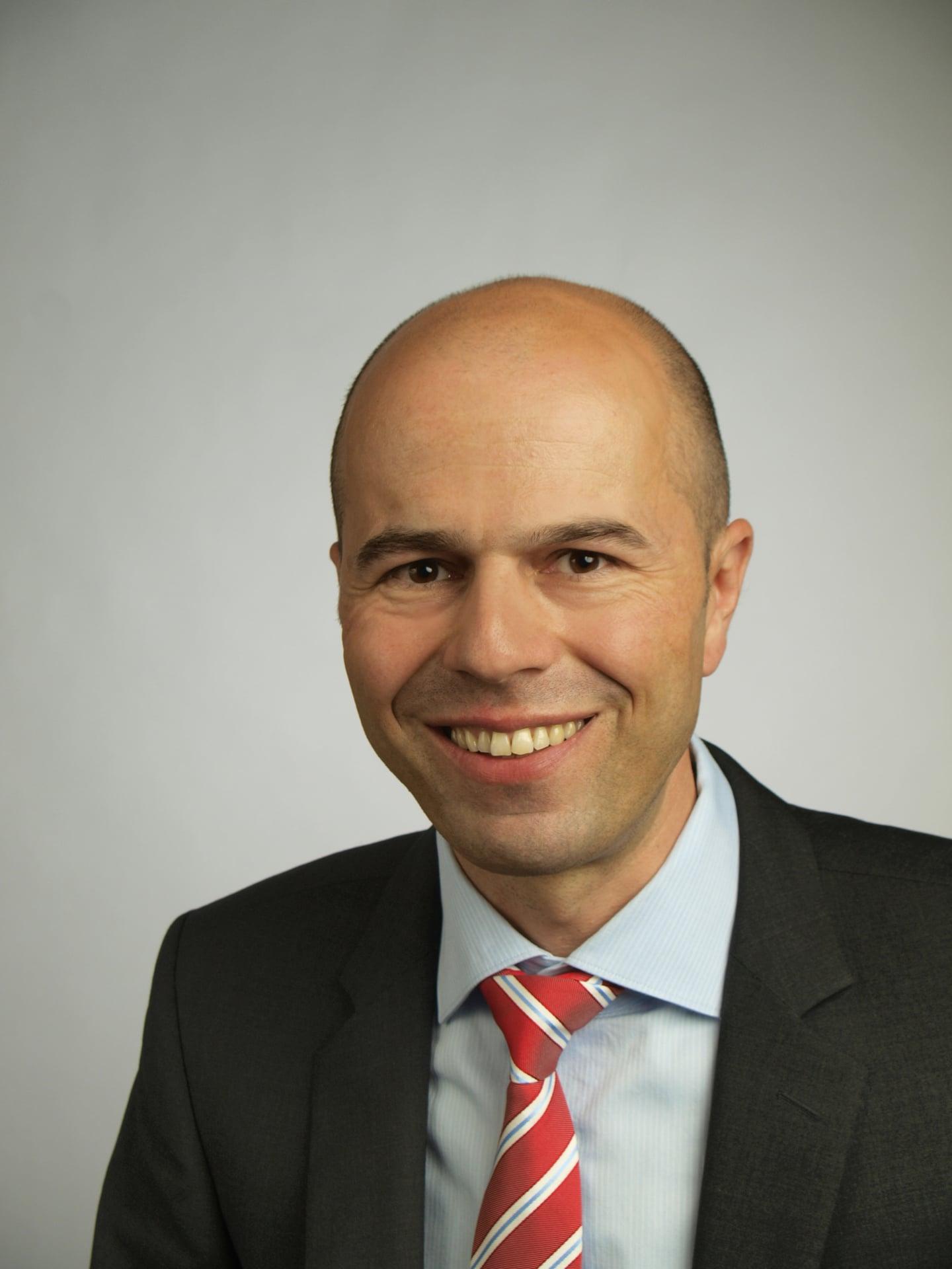 Jörg Amman, Regionalleiter Securiton St. Gallen